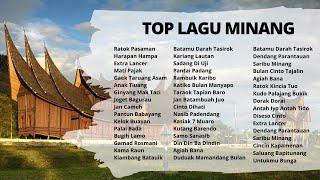 TOP LAGU MINANG TERPOPULER SEPANJANG MASA || DENDANG MINANG || MUSIK INDONESIA