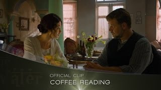 Official Clip 4 - Coffee Reading - The Water Diviner Movie