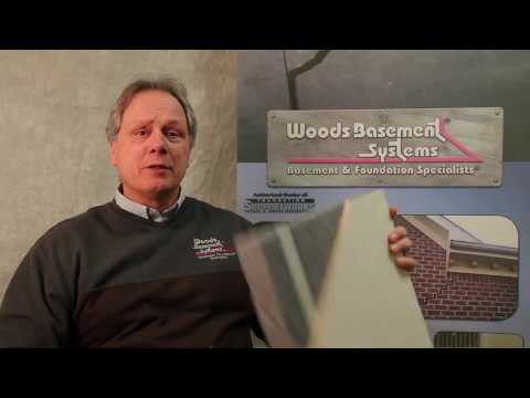 Great Solution for Damaged Drywall in Your Basement
