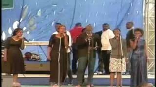 Healing worship team Rwanda