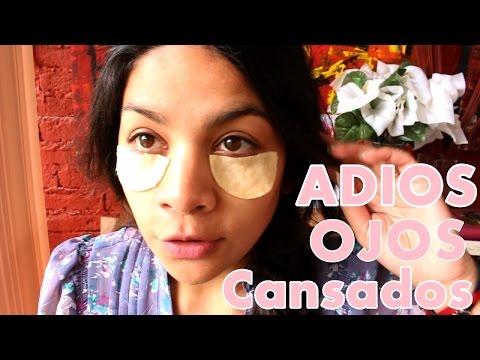 ADIÓS OJOS CANSADOS (Parches Refrescantes para ojos)