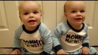 CUTE BABY TALK - Funny Compilation 2014