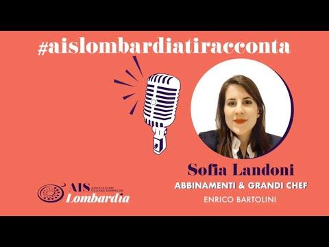 #aislombardiatiracconta | Abbinamenti & Grandi Chef - Enrico Bartolini