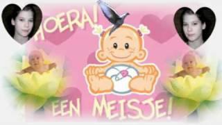 Gelukwensen voor Bieke en Bram voor de Geboorte van hun dochtertje Liselot