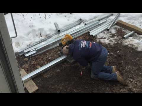 Watch as Basement systems helps support this Washingtonville NY home
