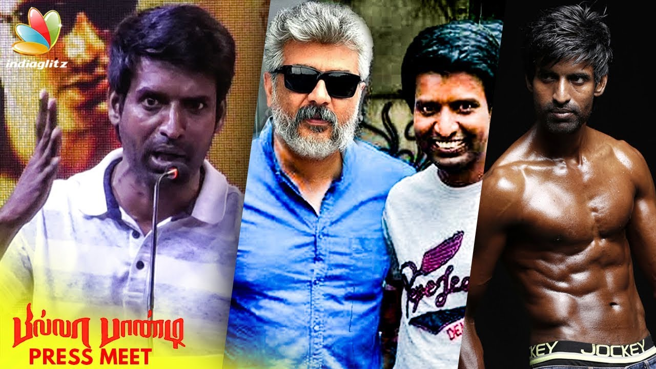 Ajith Called and Appreciated my Six Pack : Soori Speech | Viswasam Movie