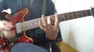 My Bonnie — The Beatles With Tony Sheridan (Guitar Solo Cover)