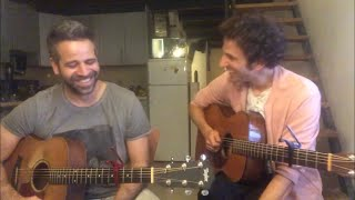 California Dreamin' (The Mamas And The Pappas)  Acoustic Cover Ft. Amir Darzi