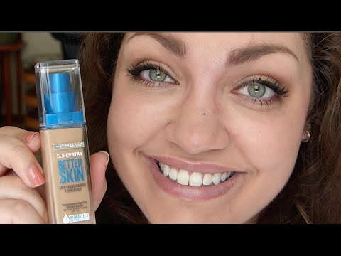 Superstay Better Skin Powder by Maybelline #7