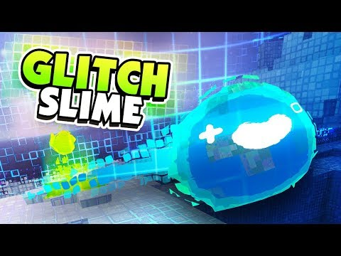 CATCHING GLITCH SLIMES IN A VIRTUAL WORLD - Slime Rancher Viktor's Experimental Update