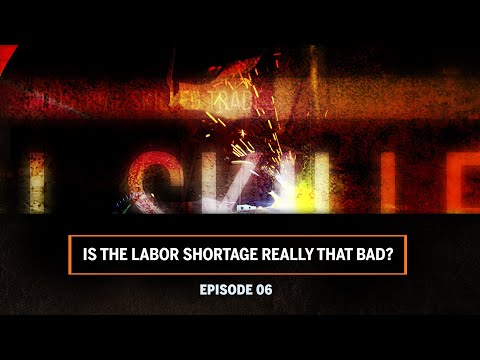 Is the labor shortage really that bad?