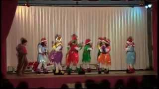 preview picture of video 'Los calzoncillos de Papá Noel. Teatro. 3º primaria. San Lorenzo de la Parrilla. Cuenca. 2012.'