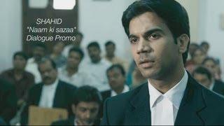 Naam Ki Sazaa - Dialogue Promo - Shahid