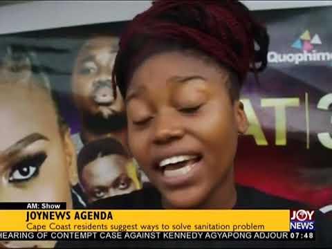JoyNews Agenda - AM Show on JoyNews (4-7-18)