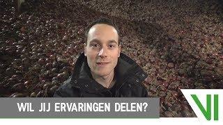 Wil jij je AGRARISCHE ervaringen DELEN? | Oproep