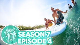 Cable Park Womping and Barefoot Disasters | Who is JOB 8.0 S7E4