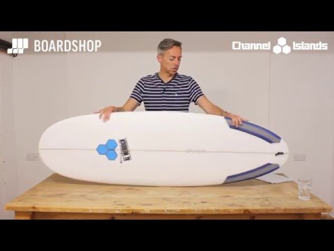 Channel Islands Hoglet Surfboard Review