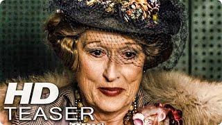 FLORENCE FOSTER JENKINS Teaser Trailer German Deutsch 2016