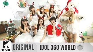 IDOL 360 WORLD(아이돌360월드):OH MY GIRL(오마이걸)_White(화이트) [360VR]