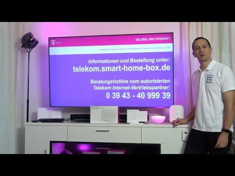 Telekom SmartHome - Wechsel von Qivicon Basis 1 auf 2