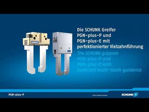 Der SCHUNK Greifer PGN-plus-P - zdjęcie