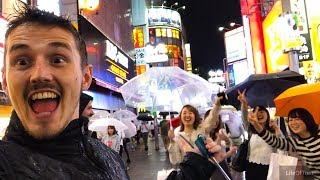 A CRAZY NIGHT IN JAPAN!