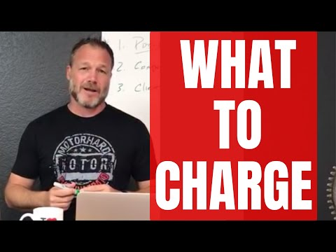 Contractor Business Tips: Finding People & Knowing What to Charge for Your Work