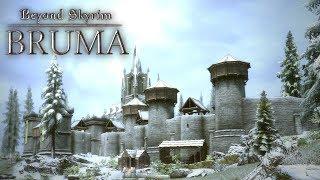 Skyrim Special Edition - BRUMA #61[Стена Алдуина]