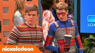 Henry Danger | Noche de película | Latinoamérica | Nickelodeon en Español