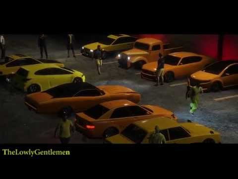 GTA 5 Car Meet And Cruise