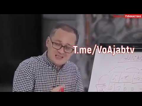 Komil Allamjonov: Blogerlarning «ovozini o'chirishga» urinish hech qanday natija bermaydi!