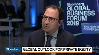 Blackstone's Gray Sees Economy Slowing Down, Say He's Being Cautious on Investments