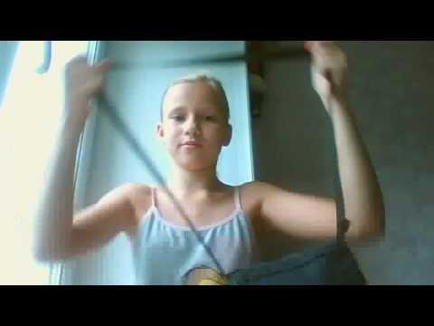 Видео с веб-камеры. Дата: 27 августа 2012г.,10:54.