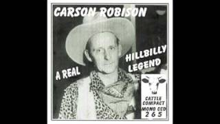 Carson Robison I'm Goin' Back To Whur I Come From