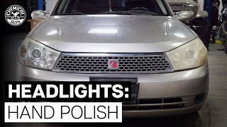 How To Easily Fix Your Headlights!