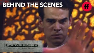 Shadowhunters | Behind The Scenes Season 2: Stunts | Freeform