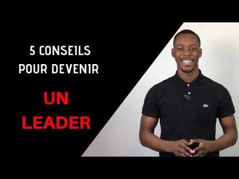 Comment devenir un leader ? ( vidéo motivante ) sur Coach Fitness