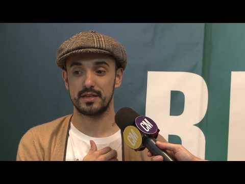 Abel Pintos video Presentación Show en River - Septiembre 2017