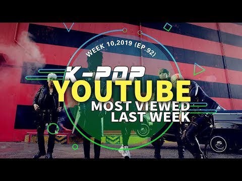 [TOP 30] MOST POPULAR K-POP MV IN ONE WEEK [20190303-20190309]