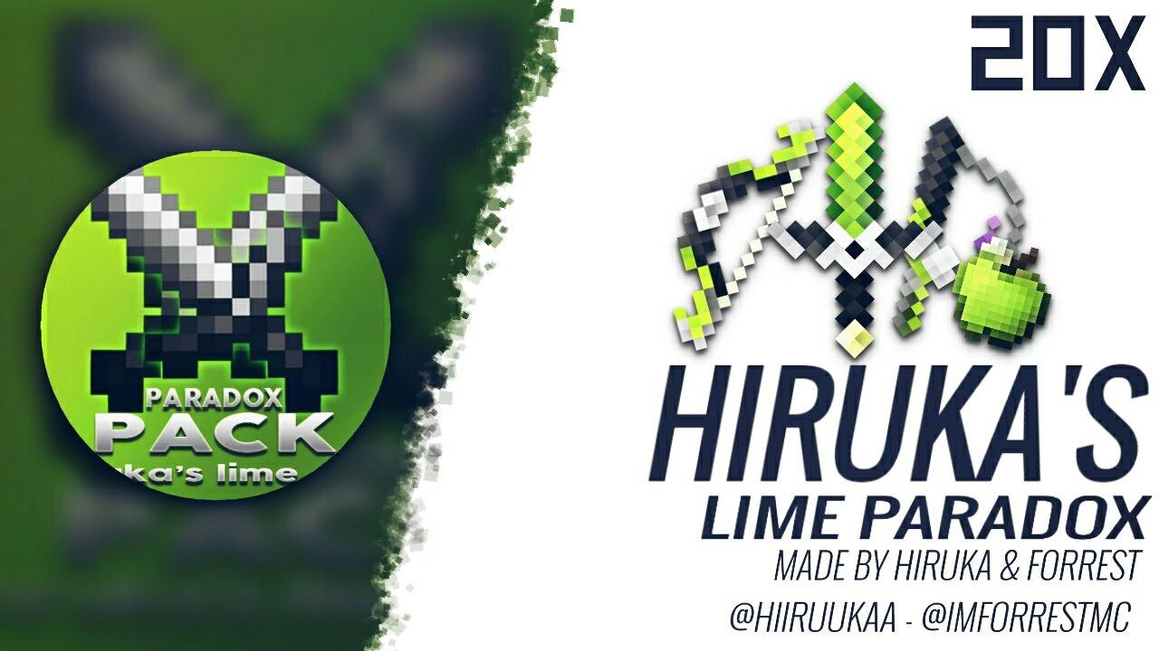 hiruka's #LimeParadox