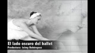 Bailarina revela el lado más oscuro del ballet
