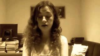Smoke Clouds - James Arthur (Cover By Louise Harris)