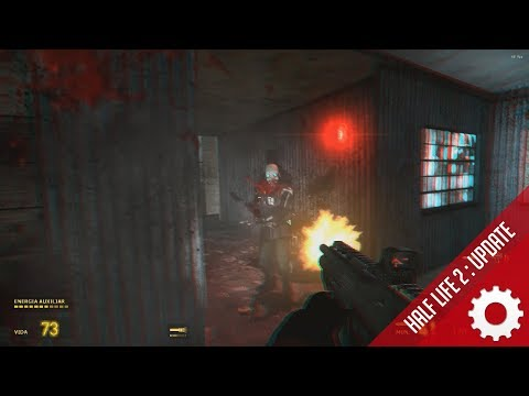 Half-Life 2 with ReShade - смотреть онлайн на Hah Life