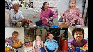 Gần 50 triệu đồng của gia đình chị Việt kiều gửi đến những trường hợp thiếu may mắn