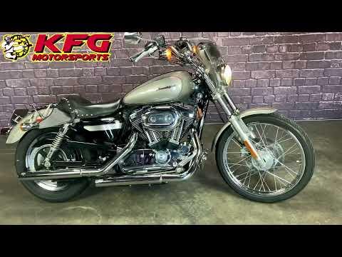 2007 Harley-Davidson Sportster® 1200 Custom in Auburn, Washington - Video 1