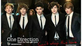 One Direction - Can't stop this Love *Originally by: Darin*