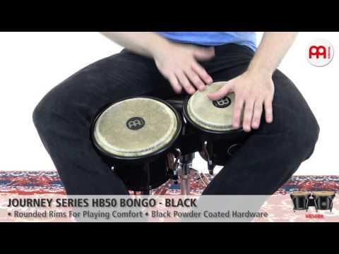 MEINL HB50BK Headliner Series Bonga