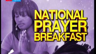 Kenyan politicians come together for Prayer Breakfast ahead of August Polls