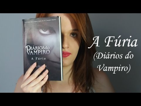 A Fúria (Diários do Vampiro) - L. J. Smith