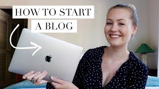 Top 5 Tips For Blogging Beginners (From A Full-Time Blogger) | Meg Says AD
